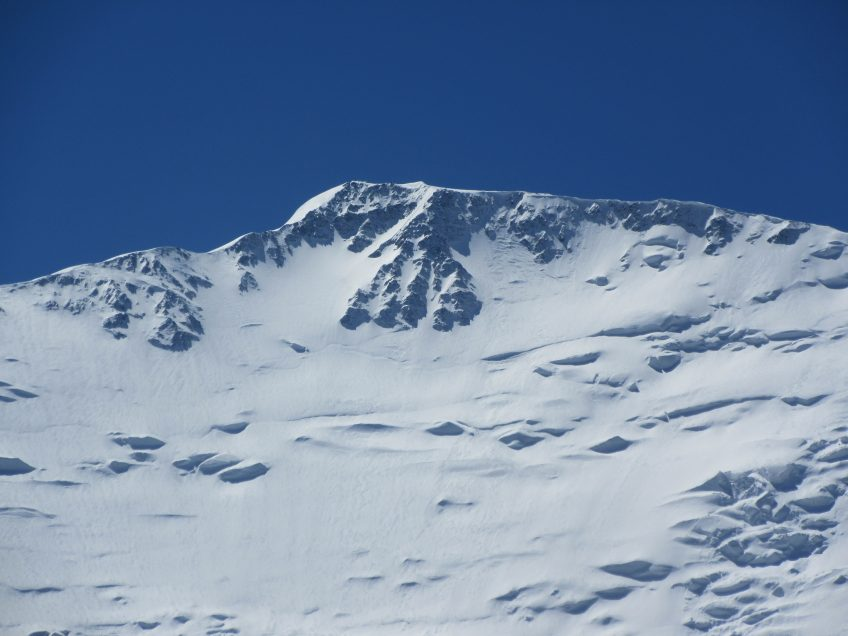 Chronicle of the winter expedition to the Lenin peak 2021
